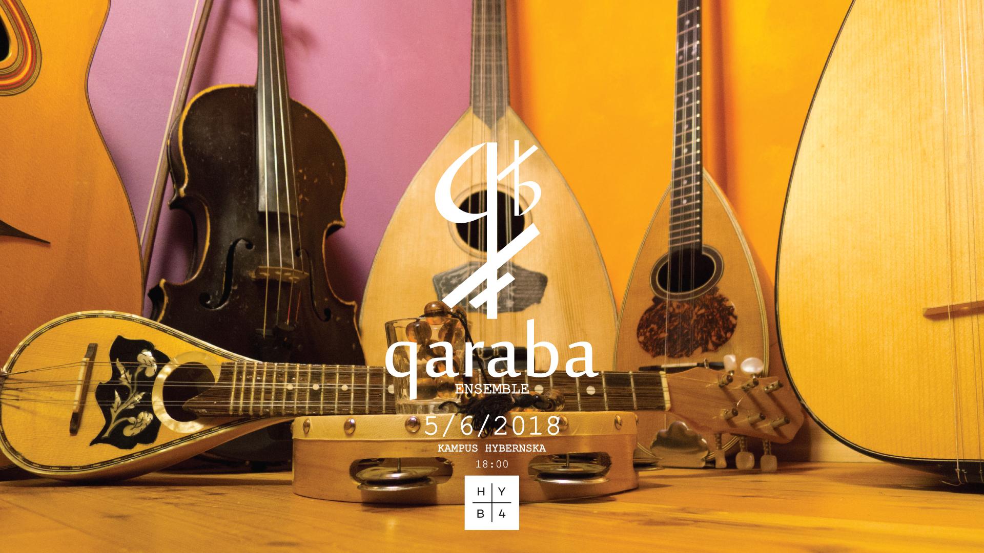 Qaraba Ensemble - 10 years of Modern Greek studies in Prague